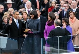 Barack Obama Juramenta (2)