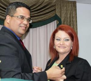 La Legislatura Municipal recibió los primeros cinco nombramientos de funcionarios nominados por el Alcalde Marcos Cruz