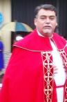 130329 PADRE JORGE PAREDES EN LA PROCESION DE SEMANA SANTA