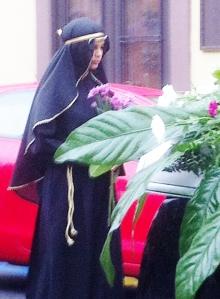 130329 VIRGEN MARIA EN LA PROCESION DE SEMANA SANTA