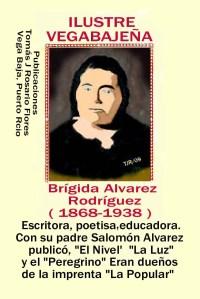 Brigida Alvarez Duplicado para 4x6