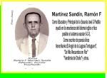 Martínez Sandín , Ramón F