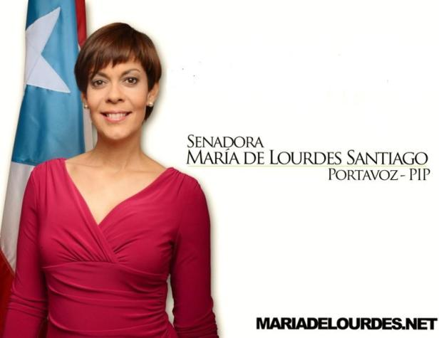 MARIA DE LOURDES SANTIAGO