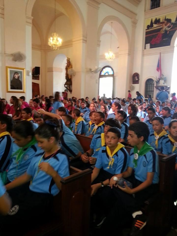 colegio nuestra senora rosario: