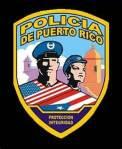 POLICIA DE PUERTO RICO LOGO