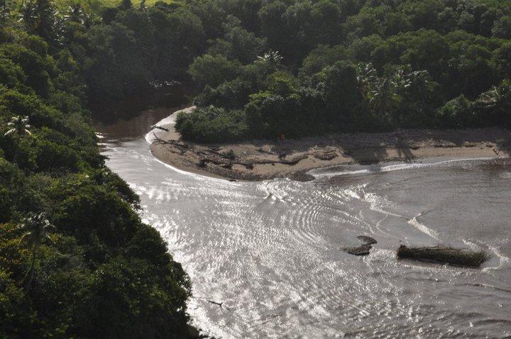 ROBERT RIVERA PAISAJES VEGABAJENOS DESEMBOCSDURS RIO CIBUCO