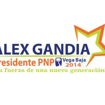 LOGO DE ALEX GANDIA