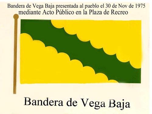 086-0 Bandera de Vega Baja