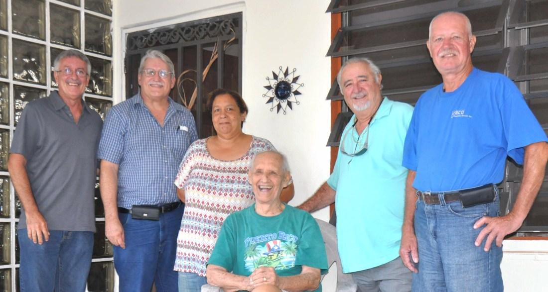 SALON DE LA FAMA VISITA A CHE TORRES