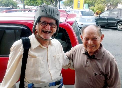JIMMY ROSARIO Y GUILLERMO ORTIZ COLON