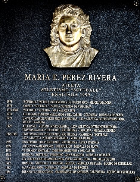 TARJA DE MARIA E PEREZ