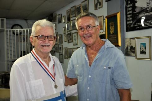 ROBERT RIVERA Y JIMMY ROSARIO