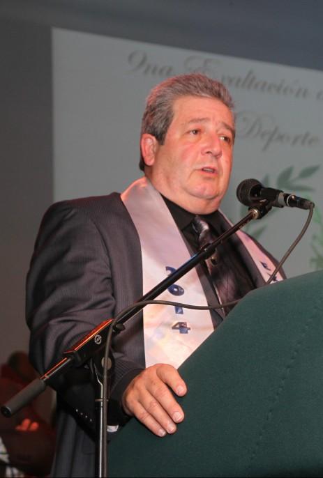 RICARDO SALVA SALON DE LA FAMA 9NA EXALTACION