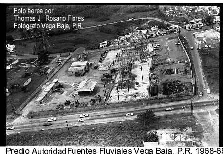 AFFliviales 1968-69 Aerea