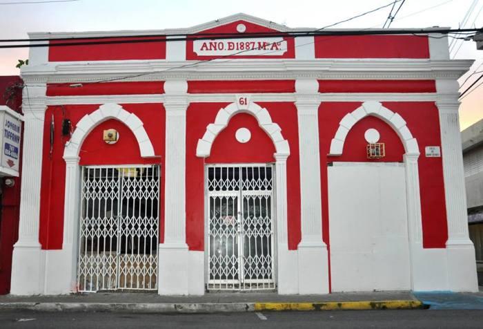 ROBERT RIVERA EDIFICIO DE LA GUARDESA