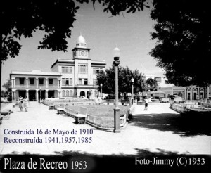 009-0 Plaza Recreo 1953