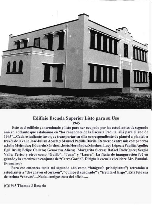 028-0 Escuela Superior  1945 Tiff