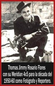 AVSG 04   Thomas Jimmy Rosario Fotógrafo 1948  Bronx Park NY