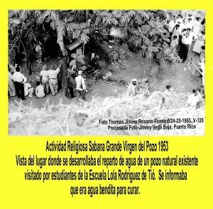 AVSG 10 Actividad Religiuosa con textos sabana Grande 1953