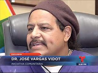 DR JOSE VARGAS VIDOT