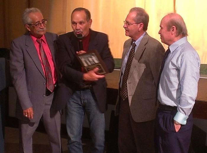 EVARISTO OTERO, MARIO DONATE, LUIS MANUEL RIVERA GONZALEZ Y RIVERA GONZALEZ
