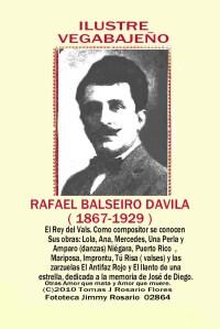 Rafael Balseiro Davila Compositor