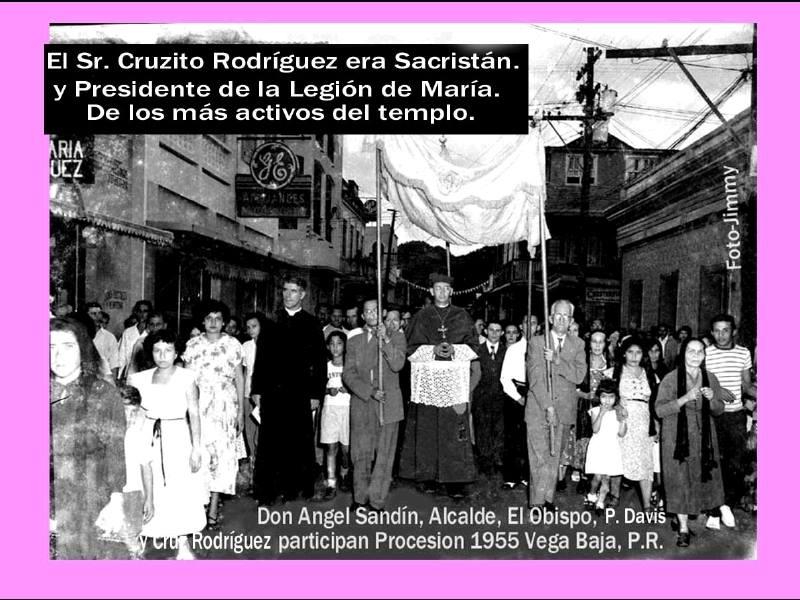 TJRF PROCESION DE VIERNES SANTOS DE 1955