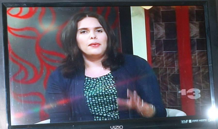 CAROLA NARVAEZ ROSARIO EN EL TEMA DE MONSEÑOR ROMERO DE EL SALVADOR