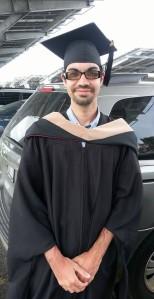 Francisco Torres grauado de MA Informacdion de sistemas 2