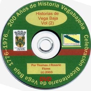 000-0 Etiqueta DVD Vol 2 Bicentenario