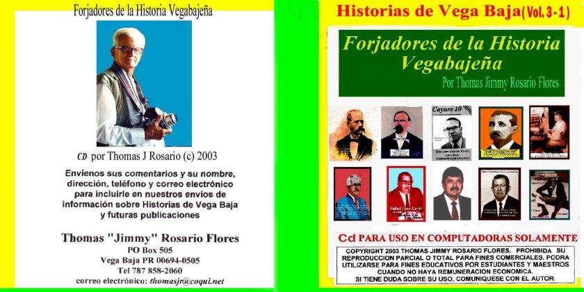 Adelanto 003-2 CD  Forjadores Vol 3-1 Caratula doble