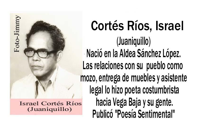 Cortés Ríos, Israel- (Juaniquillo)