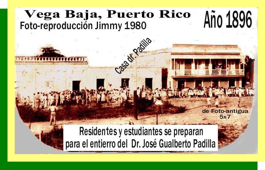 Memorias 045 JGP Fotografía Entierro Dr José G Padilla 1896