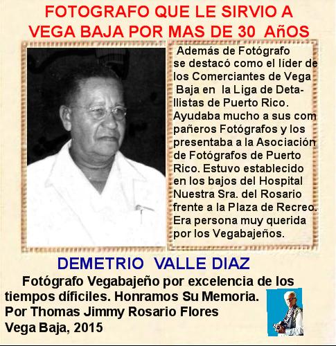 Demetrio Valle Díaz