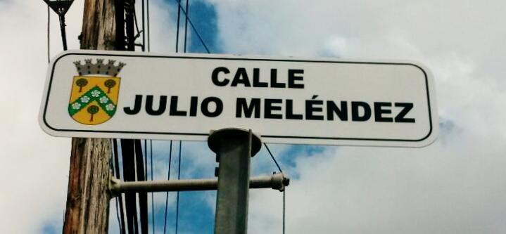 CALLE JULIO MELENDEZ