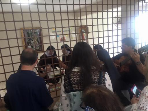 CAROLA LA MONJA ANA HERMANA DE CATALINO