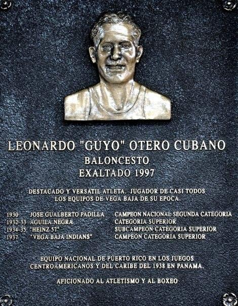 LEONARDO GUYO OTERO CUBANO