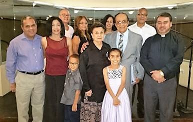 ADRIAN TIRADO FAMILIA