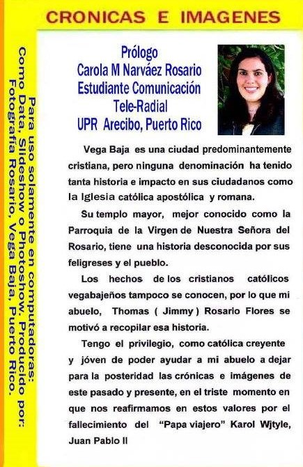PROLOGO DE CAROLA