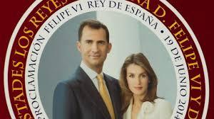 REYES DE ESPANA
