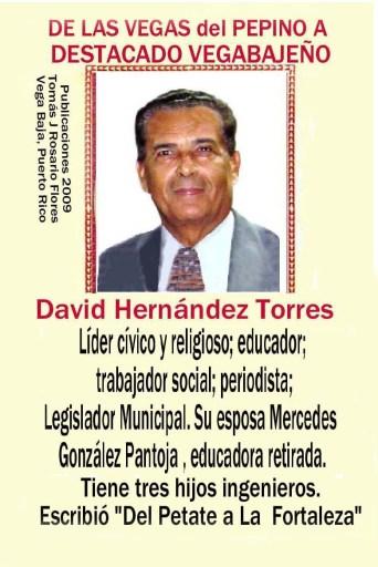 David Hernandez Maestro, Legislador, Escritor