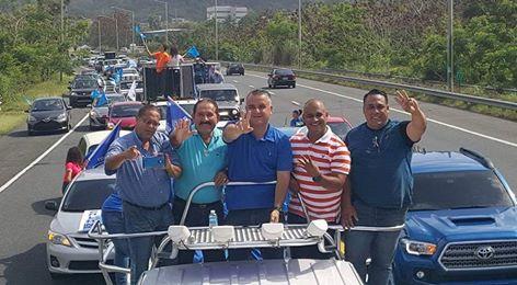 Rally de Galan