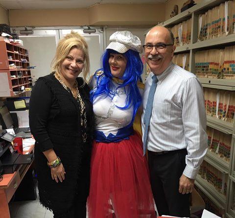DR ARMAIZ LOURDES PENA Y ELSIE PEREZ