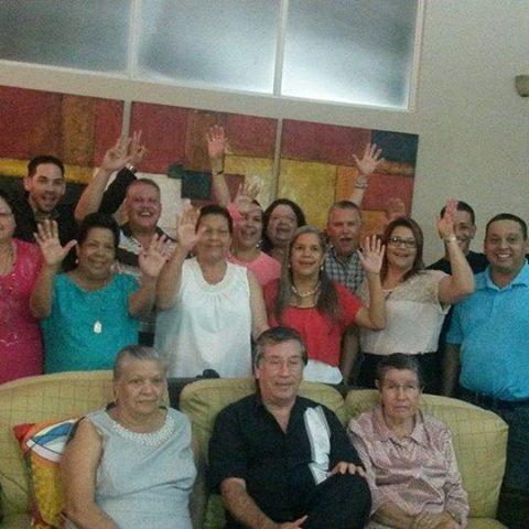 FAMILIA DE LUIS MEJIAS