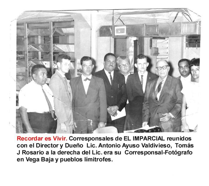 TJRF EL IMPARCIAL 1964