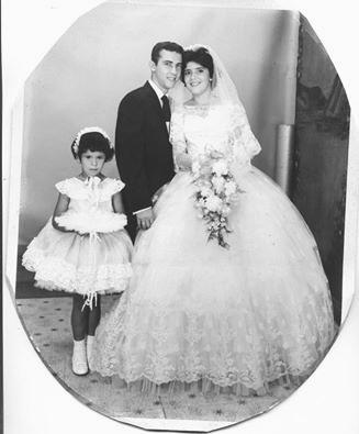 BODA DE PEDRO BRULL Y MAGDALENA PUMAREJO1960 PROX