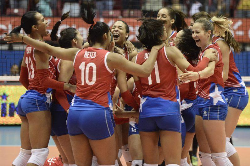 equipo voleibol PR