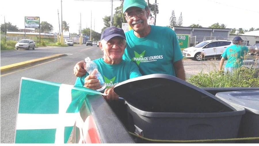 MIGUEL OJDA Y CARLOS ROSARIO