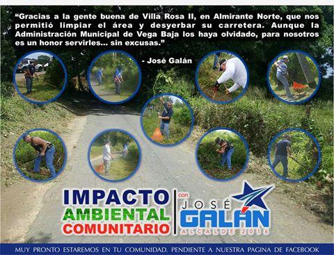 ANUNCIO DE JOSE GALAN