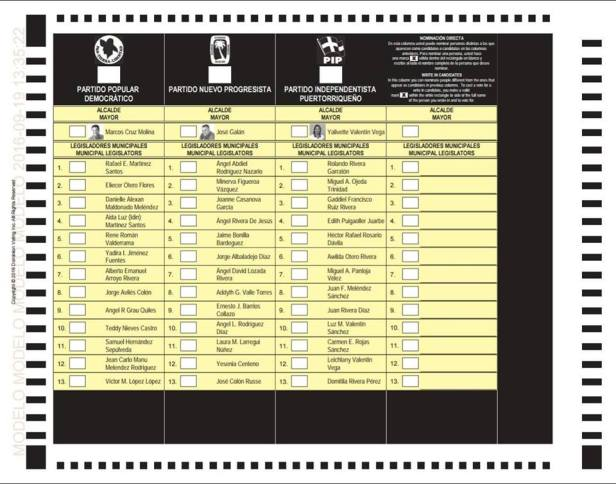 PAPELETA ELECTORAL DE VEGA BAJA 2016.jpg